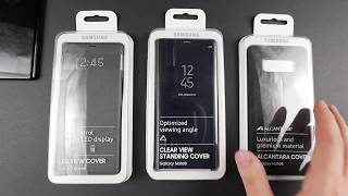 Download Samsung Note 8 Cases Unboxing + Review | Which one is the best? Video