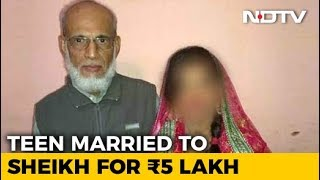 Download Hyderabad Girl, 16, Married To 65-Year-Old Oman National For Rs. 5 Lakh Video