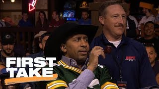 Download Stephen A. answers why he hates Dallas Cowboys fans | First Take | ESPN Video
