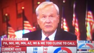 Download Chris Matthews and Rachel Maddow spat over immigration and Trump election Video