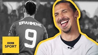 Download ″I made the Premier League look old″- Zlatan Ibrahimovic interview- BBC Sport Video