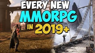 Download Every Upcoming MMO & MMORPG 2019 And Beyond! Video
