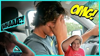 Download TEENEGER STOLE HIS MOMS RENTED CAR 🚙 🚗 PRANK #242 Video