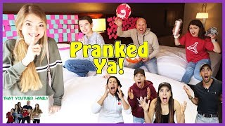 Download Operation: Prank The Skorys / That YouTub3 Family I Family Channel Video