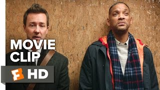 Download Collateral Beauty Movie CLIP - Rapid Fire Round (2016) - Edward Norton Movie Video