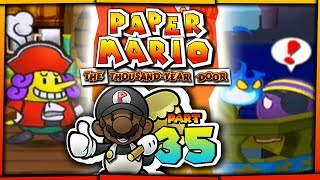 Download Paper Mario The Thousand Year Door w/ @PKSparkxx! - Part 35 | ″DOWN WITH THE SHIP!″ Video