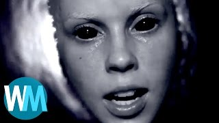 Download Top 10 Most Terrifying Music Videos Video
