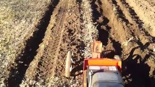Download Gravely Diesel Repower Rotary Plowing Video