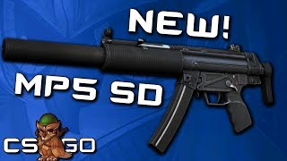 Download New CS:GO Gun! MP5 Returns Video