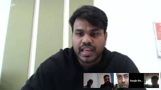 Download English/తెలుగు Webmaster Central office-hours hangout Video