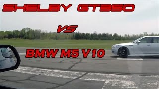 Download 2016 Shelby GT350 VS 2010 BMW M5 V10 Video