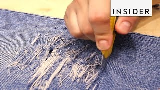 Download Customize Your Perfect Pair Of Jeans Video