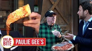 Download Barstool Pizza Review - Paulie Gee's (Brooklyn) Bonus Paulie Gee's Slice Shop Review Video