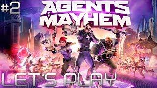 Download Agents of Mayhem - Flèche Enragée | LET'S PLAY #2 [FR] Video