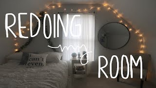 Download redoing my room (REALISTIC) Video