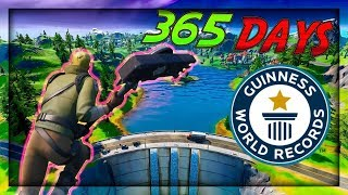 Download *fortnite* Flying In Fortnite For 1 Year (World Record) Video