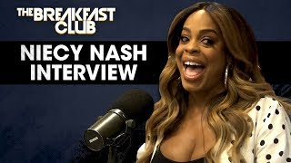 Download Niecy Nash Talks Her Bossy Character On 'Claws', Growing Up Funny + More Video