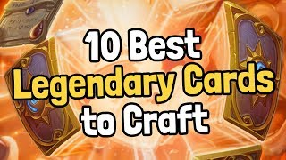 Download The 10 Best Legendary Cards to Craft - Hearthstone Video