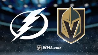 Download Golden Knights ride power play to win against Bolts Video