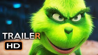 Download THE GRINCH Official Trailer 3 (2018) Benedict Cumberbatch Animated Movie HD Video