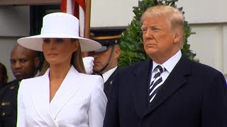 Download What President Trump Got Melania for Her 48th Birthday Video