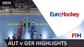 Download Austria v Germany - Final Match Highlights - Men's EuroHockey Indoor Championship Video