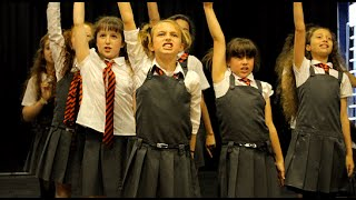 Download ″School Song″ (Matilda the Musical) COVER by Spirit Young Performers Company Video