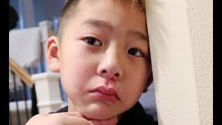 Download Birthday Food Food and More Food | Titus Slips On Ice | TigerFamilyLife~ Video