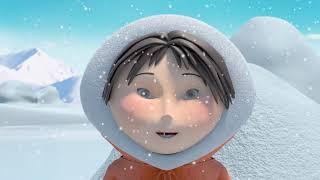 Download Naya's Arctic Adventures - Hoop/Telescope Video