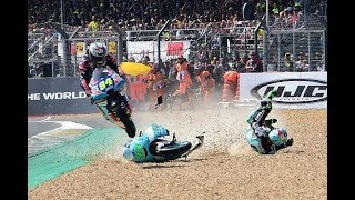 Download CRAZY AND FUNNY MOTORSPORT MOMENTS 2018!! Video