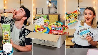 Download Epic Trying American Candy from a Subscriber - This With Them Video