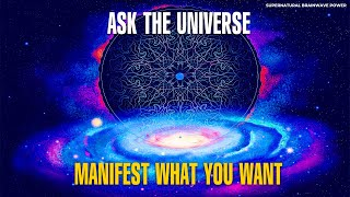 Download Ask The Universe !! Wish Fulfilling Miracle Tone 528 Hz!! Manifest What You Want ″MIRACLE HAPPENS″ Video
