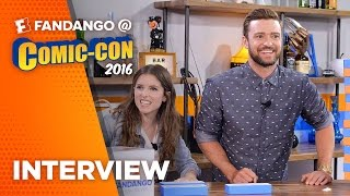 Download 'Trolls' Justin Timberlake & Anna Kendrick Interview – COMIC CON 2016 Video
