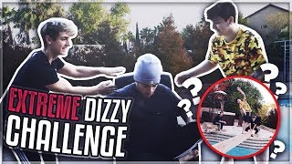 Download EXTREME DIZZY CHALLENGE ft. Mikey Barone & Nick Bean Video