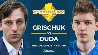 Download 2018 Speed Chess Championship: Grischuk vs Duda Video