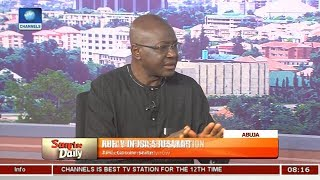 Download Lawmakers Shawulu, Abubakar Discuss The Issues Ahead NASS Resumption Pt.4 |Sunrise Daily| Video