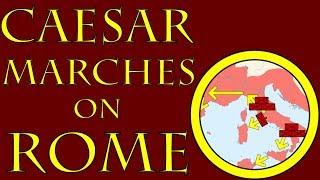 Download Caesar Marches on Rome (49 B.C.E.) Video
