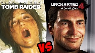 Download Uncharted 4: A Thief's End VS Rise Of The Tomb Raider Video
