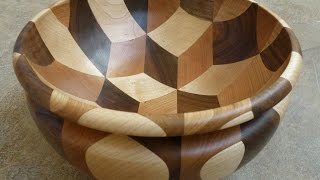 Download Woodturning - Tumbling Bowl Video