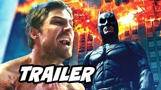 Download Batman Arrow CW Scene Explained - Arrow Season 5 Episode 16 TOP 10 Video