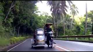Download From Antique to Capiz (Via road in Aklan) Video
