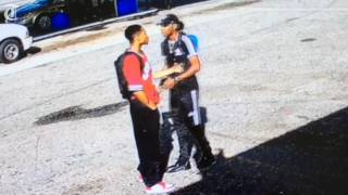 Download Fatal confrontation caught on convenience store camera Video
