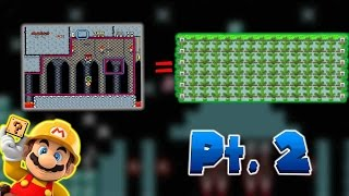 Tips, Tricks, and Ideas with Springs in Super Mario Maker or