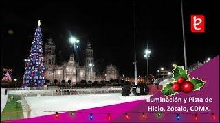 Download Navidad Zócalo CDMX (adornos 2017) | edemx Video