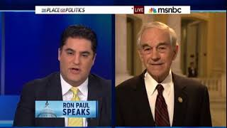 Download Ron Paul destroys Cenk Uygur on ″Taxes is Theft″ and ″Social Security Right″ Video