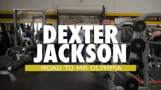 Download Dexter ″The Blade″ Jackson: ″The Road To Mr Olympia 2016″ Chest & Leg Workout Video