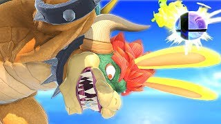 Download What Will Happen if Giga Bowser Uses His Final Smash in Super Smash Bros Ultimate? Glitches & More Video