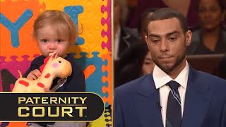 Download Man Believes Child Looks Like Neighbor and Not Him (Full Episode) | Paternity Court Video
