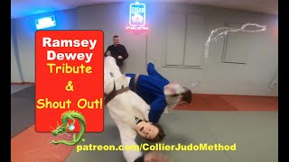 Download 💥Ramsey Dewey💥 Judo Tribute & Shout Out! Video