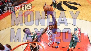 Download NBA Daily Show: May 20 - The Starters Video